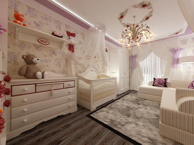 Дизайн интерьеров - Детские