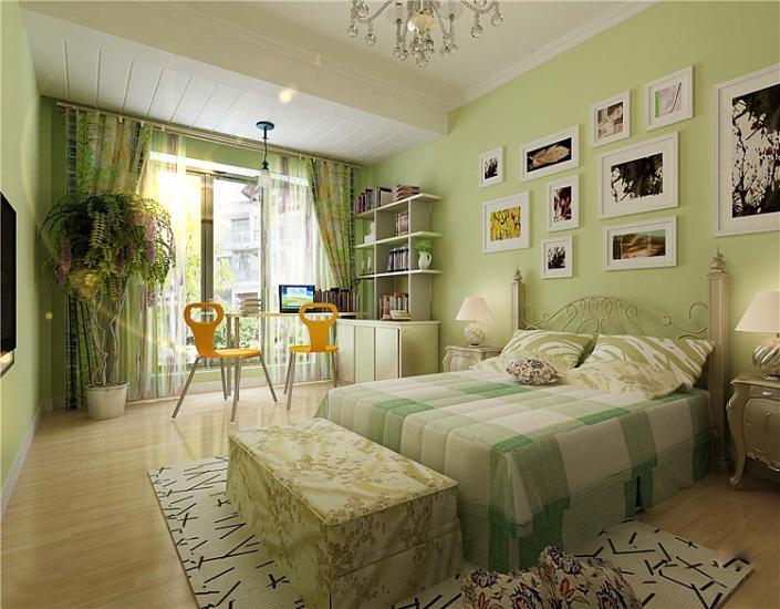 Дизайн интерьеров - Спальня
